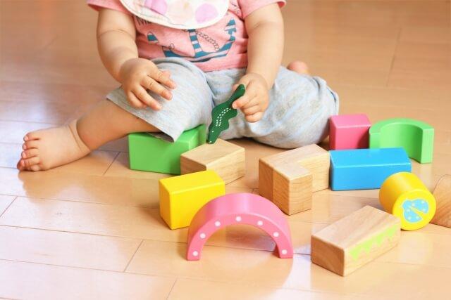 おもちゃ,1歳,0歳