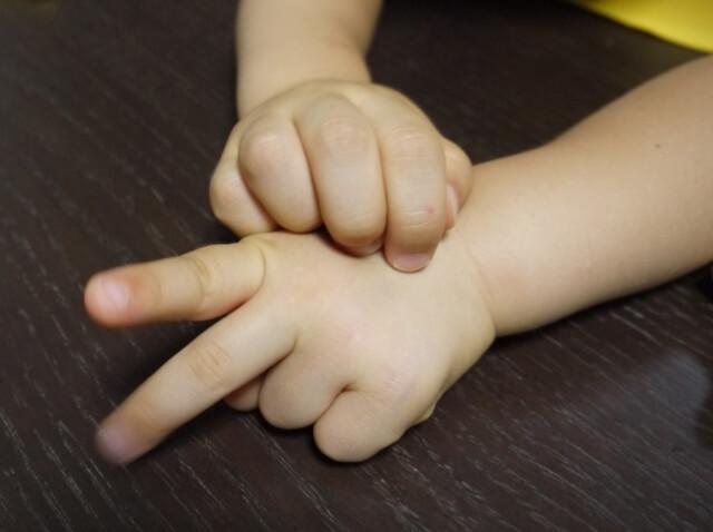 手遊び,園児の遊び,子供の遊び