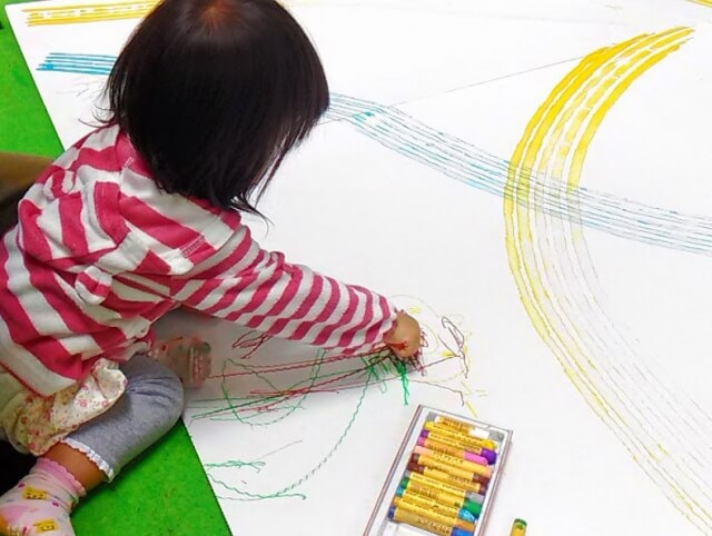3歳児,園児の遊び,年少,保育園,室内遊び、屋外遊び
