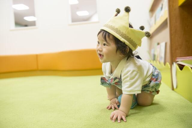 保育の1歳児遊び,保育,園児,赤ちゃんの遊び