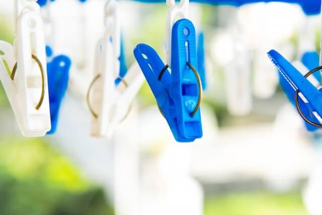 洗濯バサミ遊び,洗濯ばさみ